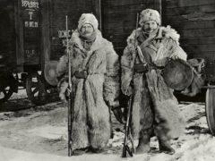 Что делали «белочехи» в Сибири?