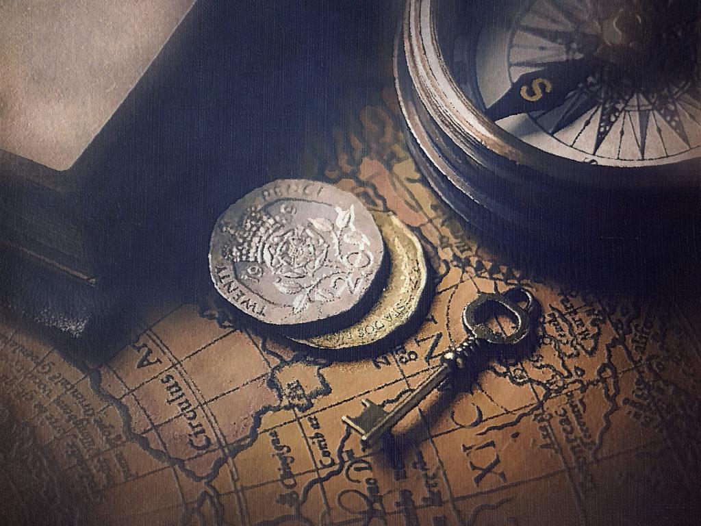 Рассказ «Монета»