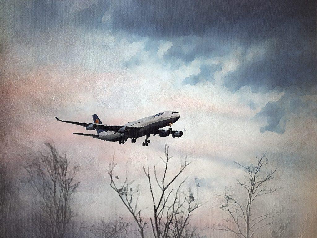 Рассказ «На самолёте»