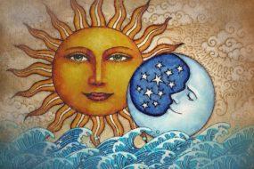 Людмила Токарева. Солнце и Луна
